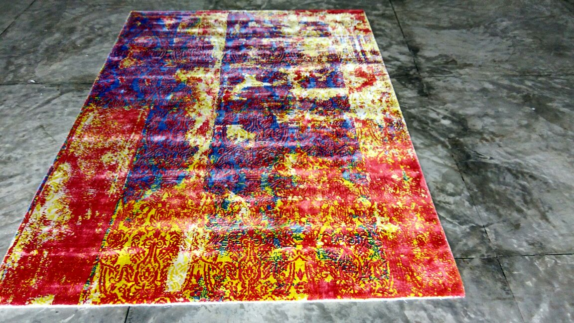 hand paint rugs in abu dhabi